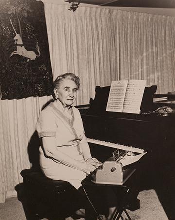 Sibyl Croley 1963